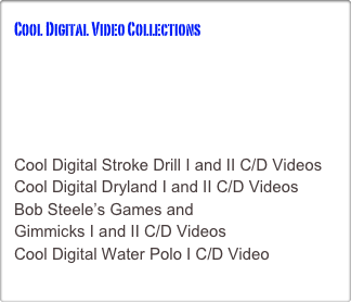 Cool Digital Video Collections